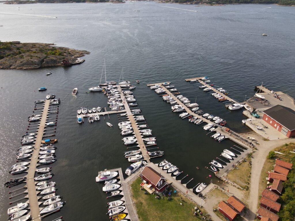 Nedgården havn